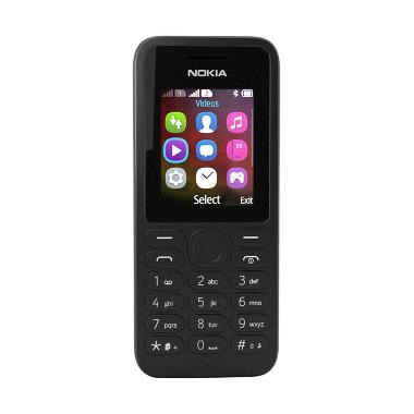 Nokia 130 Handphone - Black
