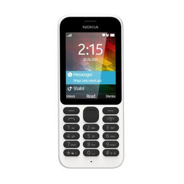 Jual Nokia 215 - [8MB/ Dual Sim] Harga Rp Segera Hadir. Beli Sekarang dan Dapatkan Diskonnya.