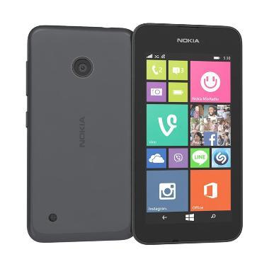 Nokia Lumia 530 Smartphone - Grey [Dual Sim]
