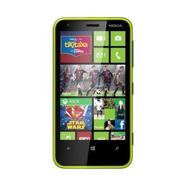 Nokia Lumia 620 Smartphone - Hijau