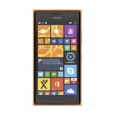 Jual Nokia Lumia 730 Orange Smartphone [8 GB / Dual Sim] Harga Rp 2849000. Beli Sekarang dan Dapatkan Diskonnya.