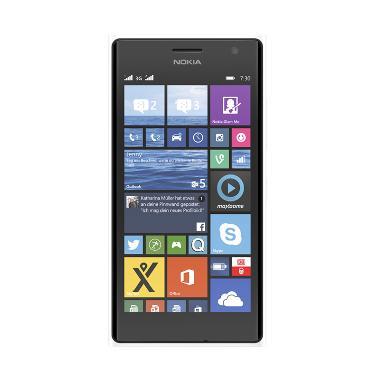 Jual Nokia Lumia 730 Smartphone - White [8GB/ 1GB/ Dual Sim] Harga Rp 2999000. Beli Sekarang dan Dapatkan Diskonnya.