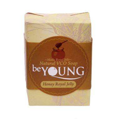 Sabun Madu Royal Jelly VCO Virgin C ... ural  Sabun Wajah [100 g]