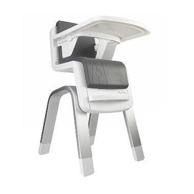 Nuna Zaaz Baby High Chair Kursi Makan Bayi- Carbon