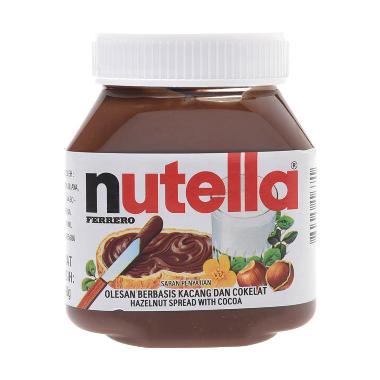 harga Nutella T200 145464 Selai [200 gr] Blibli.com