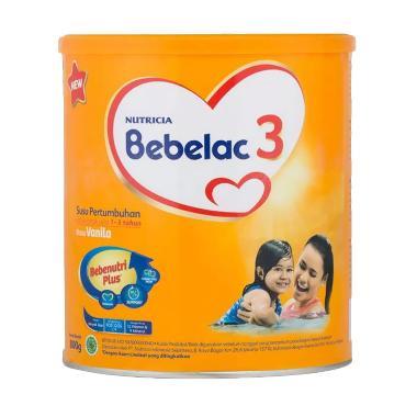 harga Bebelac 3 Vanila Susu Pertumbuhan [800gr] Blibli.com