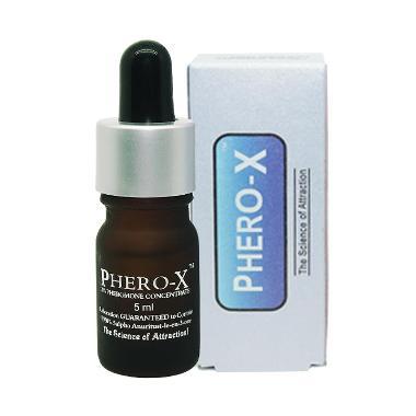 Perangsang Sex Cair Bikin Gairah Phero-X Parfum 5mL