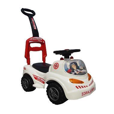 Ocean Toy Ride On Mobil Ambulance Mainan Anak - MAB