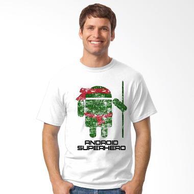 Oceanseven Android Superhero 05 T-shirt