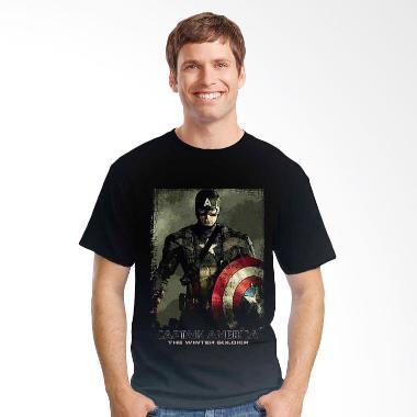 Oceanseven Captain America Vintage 01 T-Shirt