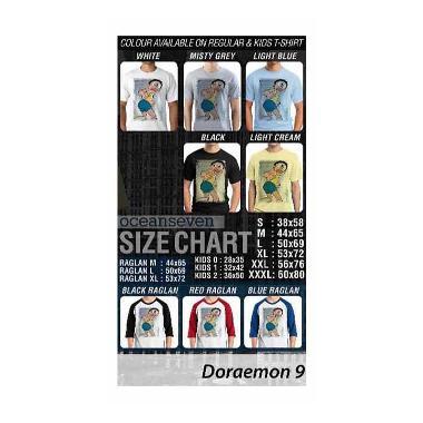 Oceanseven Doraemon 09 T-shirt