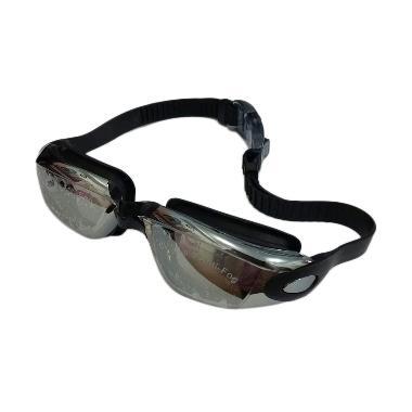 Octo Minus 5.50 Kacamata Renang - Silver Black