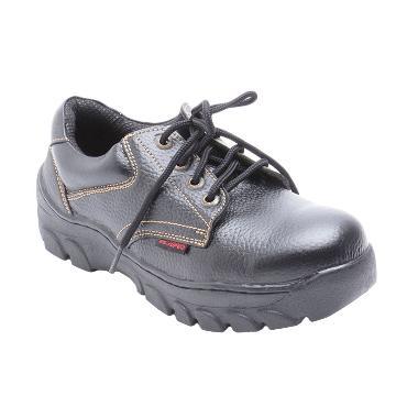 Octopus OX 301 Sepatu Safety Industrial - Hitam