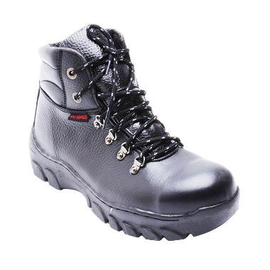 Octopus OX 605X Sepatu Safety Industrial - Hitam