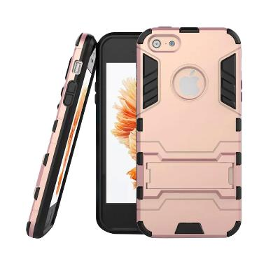 OEM Iron Man Robot Armor Rose Gold  ...  for iPhone 5 or 5s or SE
