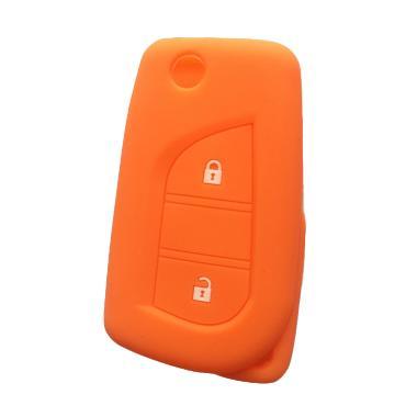 OEM Sarung Kunci Silikon for Toyota All New Kijang Innova - Orange