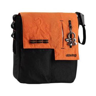 Okiedog Loft Paige 24219 Tas Bayi - Orange Black
