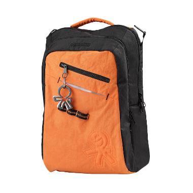 Okiedog 24217 Loft Shogun Tas Bayi - Orange Black
