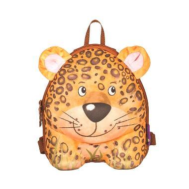 Okiedog Wildpack Backpack Leopard Tas Sekolah