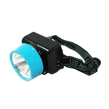 ... Ohome Ohome Lampu Senter Kepala Headlamp Rechargeable Hiking Camping Source Caving Ms Vl618