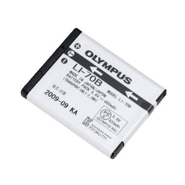 Olympus Li-70B Battery Pack Kamera