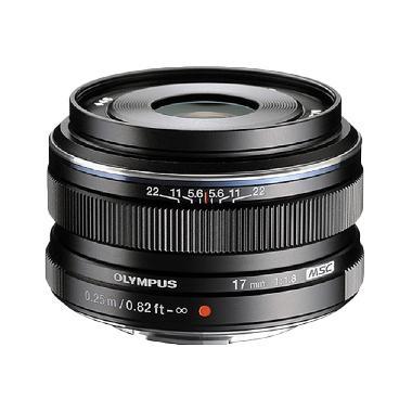 Olympus Lensa EW M 17mm f/1.8 Black