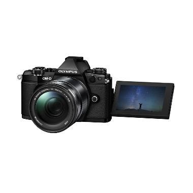 Olympus OMD EM5 MARK II 14-150 II Kamera Mirrorless - Black