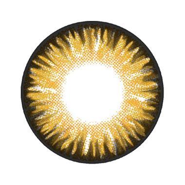 harga Omega V3 Softlens - Melanie Brown 2.5 Brown Blibli.com