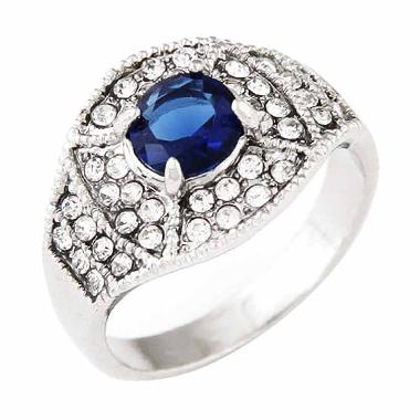 Omomart RCC2800 Aksesoris Diamond Gems Fashion Cincin