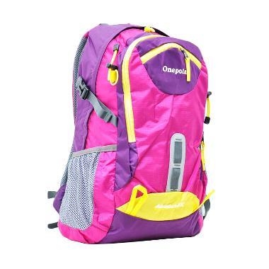 One Polar Hiking Bag 1261 Tas Ransel - Pink