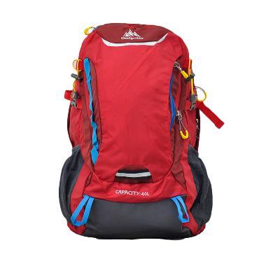 One Polar 211 Tas Ransel Hiking - Merah