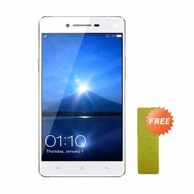 OPPO A37 Smartphone - Gold [ 2 GB/16 GB/4G] + Free Powerbank