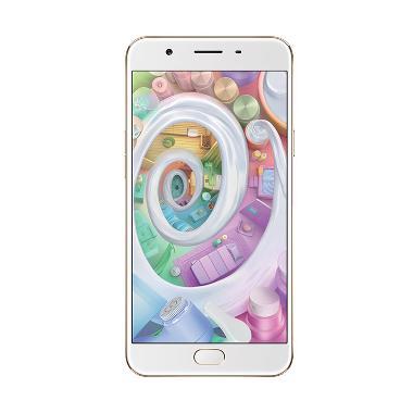 OPPO F1S Smartphone - Rose Gold + Oppo Selfie Stick