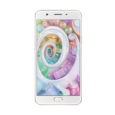 OPPO F1S Smartphone - Gold + Oppo Selfie Stick