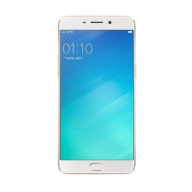 Oppo F1s Smartphone Gold [32GB/3GB]