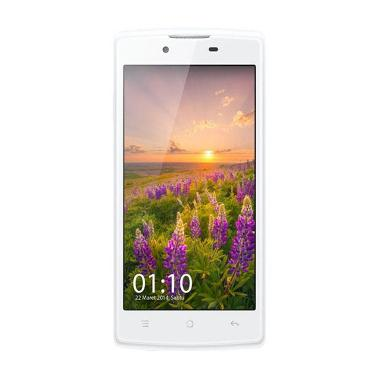 OPPO Neo 5S Smartphone - White [16G ... ee MicroSD 16GB + Tongsis
