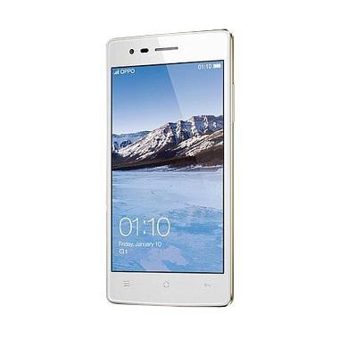 OPPO Neo 5S Smartphone - White [16 GB] + Free Tongsis Mini
