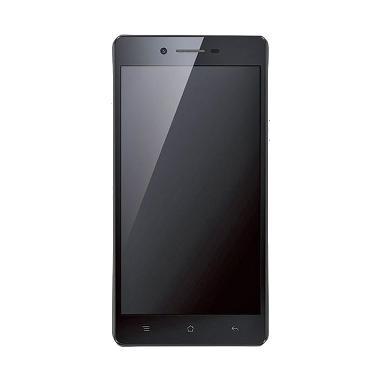 Oppo Neo 7 A33W Smartphone - Hitam + Bonus 4 Item