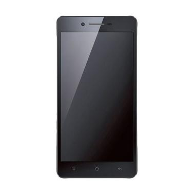 OPPO Neo7 A33W Smartphone - Black + Free Tempered Glass
