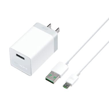 Charger Oppo Original VOOC Mini - Putih