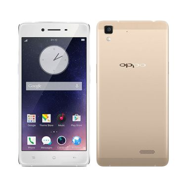 Oppo R7 Lite Smartphone - Gold [16 GB]