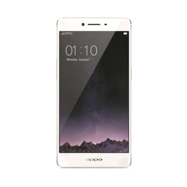 Oppo R7S Smartphone - Gold [32GB/ 4GB]