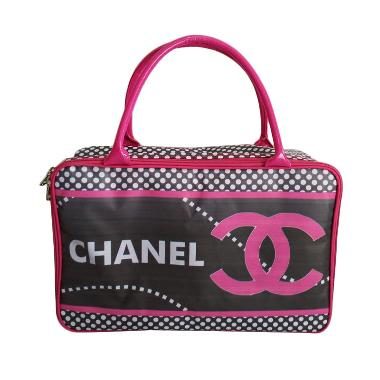Orange Collections Chanel Travelling Bag