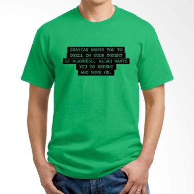Ordinal Islamic Quotes Edition Move On T-shirt