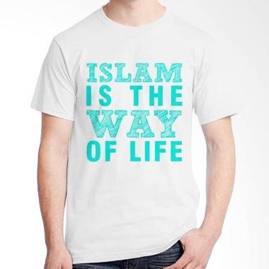 Ordinal Islamic Quotes Edition Way Of Life T-shirt