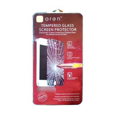 Oren Clear Tempered Glass for Oppo Neo 7 A33