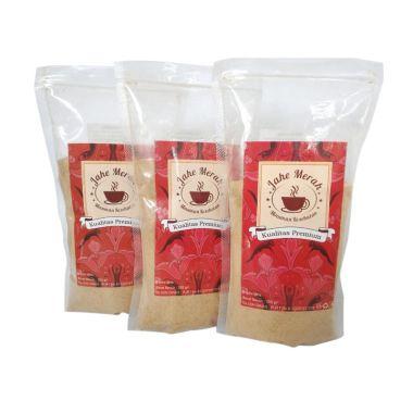 Jahe Merah dan Gula Aren Organic Red Ginger [125gr]