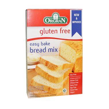 Orgran Gluten Free Bread Mix