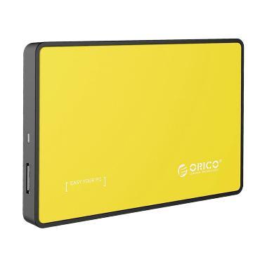 harga Orico 2588US3 HDD Enclosure - Orange Blibli.com