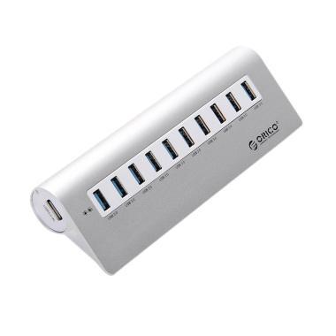 ORICO M3H10 USB Hub Power Adapter - ... /USB 3.0/10 Port/12 V-3A]